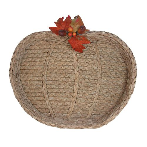 SONOMA Goods for Life™ Decorative Woven Pumpkin Basket