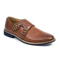 Deer Stags Harry Boys' Monk Strap Dress Shoes