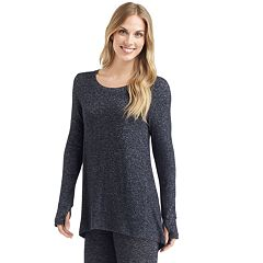 Women's Cuddl Duds Soft Knit Tunic Top