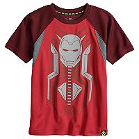 Boys 4-10 Marvel Hero Elite Series Avengers Infinity Wars Collection for Kohl's Iron Man Active Tee