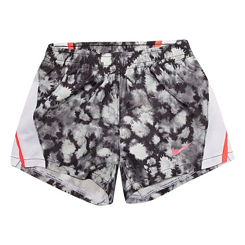 Girls 4-6x Nike Dri-FIT Splatter Mesh Shorts