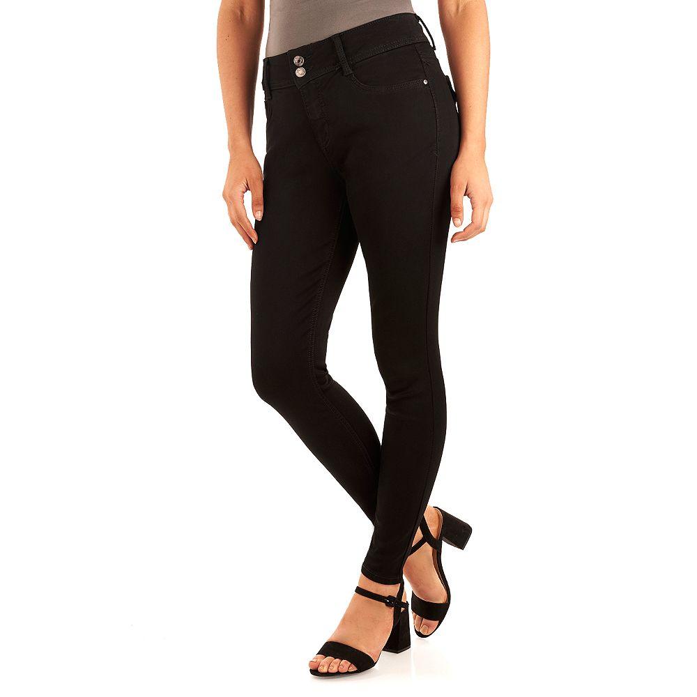 Women's Angels Curvy Fit Skinny Jeans