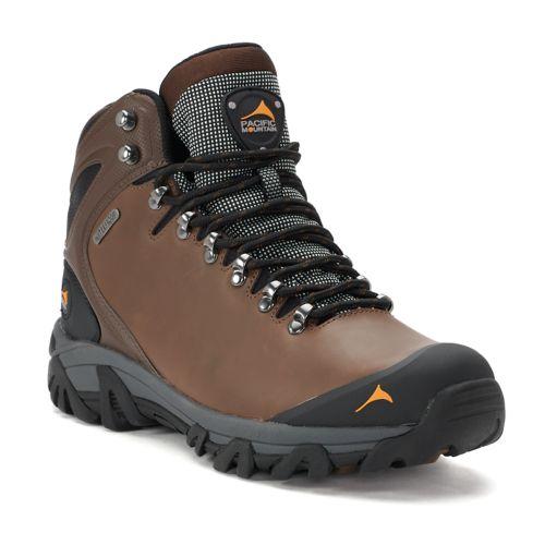 Pacific Mountain Elbert Men's ... Waterproof Hiking Boots