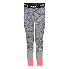 Girls 4-6x Nike DriFit Colorblock Active Leggings