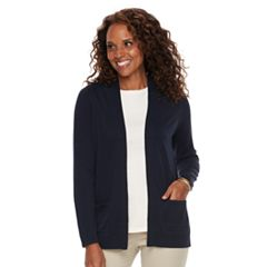 e46938b0672 Women s Croft   Barrow® Classic Open-Front Cardigan