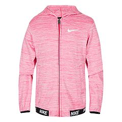 Girls 4-6x Nike DriFIT Athletic Hoodie