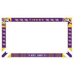 LSU Tigers Big Game TV Frame