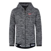 Girls 4-6x Nike Dri-FIT Space-Dye Hoodie