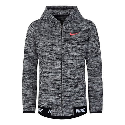 a35a12bc6931 Girls 4-6x Nike Dri-FIT Space-Dye Hoodie
