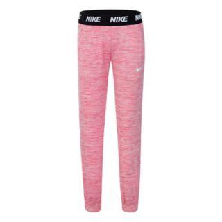 Girls 4-6x Nike Dri-FIT Space-Dye Jogger Pants