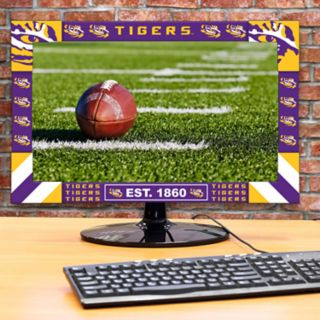 LSU Tigers Big Game Monitor Frame