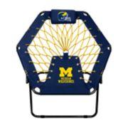 Michigan Wolverines Premium Bungee Chair
