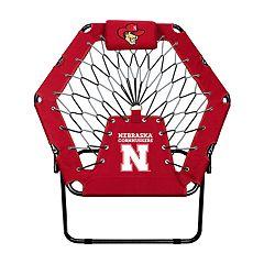 Nebraska Cornhuskers Premium Bungee Chair