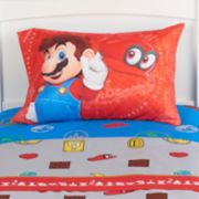 Super Mario Odyssey Caps Off Sheet Set