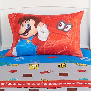 Super Mario Odyssey Caps Off Sheet Set