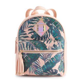 Palm Tree Mini Backpack