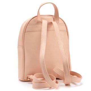 Rose Iridescent Mini Backpack