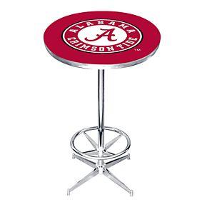 Alabama Crimson Tide Pub Table