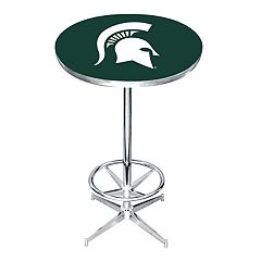 Michigan State Spartans Pub Table