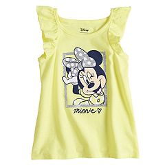 Disney's Minnie Mouse Toddler Girl Glittery Graphic Tank Top by Jumping Beans®