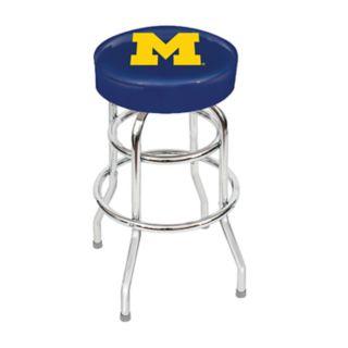 Michigan Wolverines Bar Stool