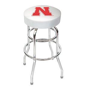 Nebraska Cornhuskers Bar Stool