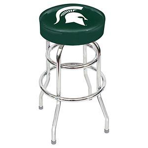 Michigan State Spartans Bar Stool