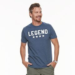 Men's Dad & Me The Legend Graphic Tee