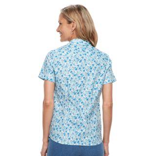 Women's Croft & Barrow® Wrinkle-Resistant Shirt