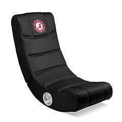 Alabama Crimson Tide Video Game Chair with Bluetooth