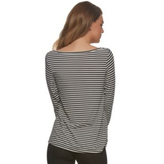 Women's Jezebel Miranda Striped Pajama Tee