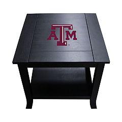 Texas A&M Aggies Side Table
