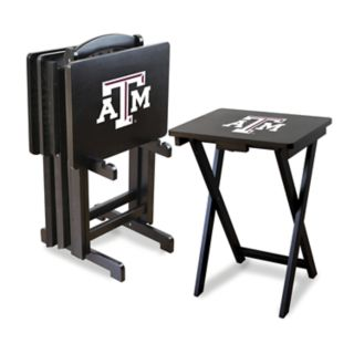 Texas A&M Aggies TV Trays with Stand