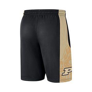 Men's Nike Purdue Boilermakers Dri-FIT Shorts