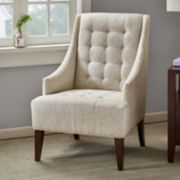 Madison Park Caden Swoop Arm Accent Chair