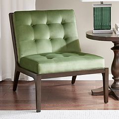 Madison Park Eagan Tufted Accent Chair