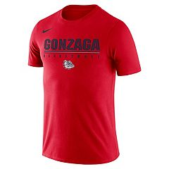 Men's Nike Gonzaga Bulldogs Basketball Legend Tee