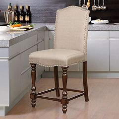 Linon Willow Counter Stool