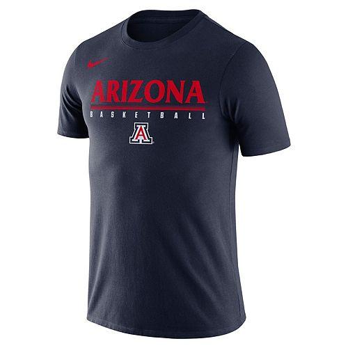 Men's Nike Arizona Wildcats Basketball Legend Tee