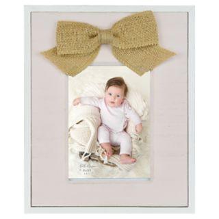 """Belle Maison Linen Bow 5"""" x 7"""" Frame"""