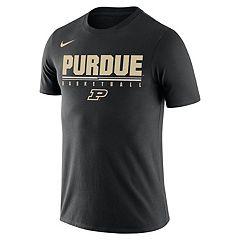 Men's Nike Purdue Boilermakers Basketball Legend Tee