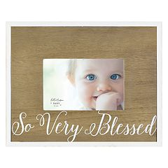 Belle Maison 'So Very Blessed' 4' x 6' Frame