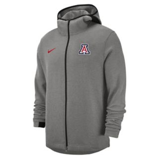 Men's Nike Arizona Wildcats Showtime Full-Zip Hoodie