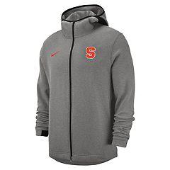 Men's Nike Syracuse Orange Showtime Full-Zip Hoodie