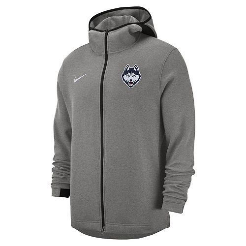 Men's Nike UConn Huskies Showtime Full-Zip Hoodie