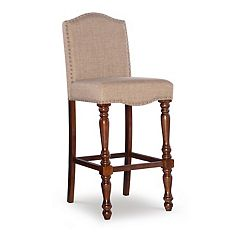 Linon Willow Bar Stool