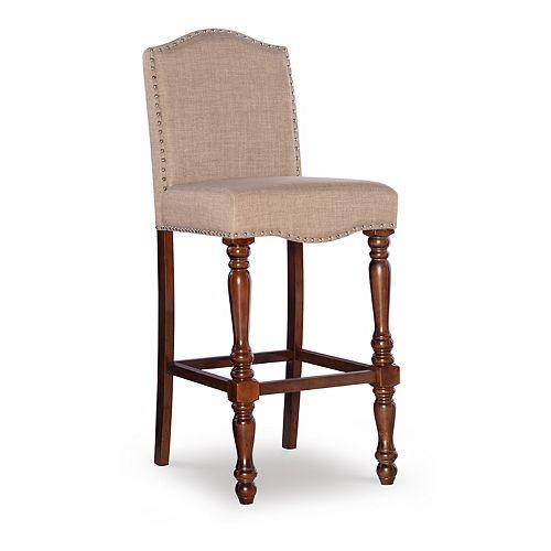 Remarkable Linon Willow Bar Stool Machost Co Dining Chair Design Ideas Machostcouk