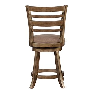 Linon Southern Swivel Counter Stool