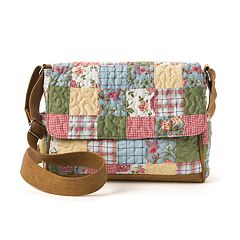 Donna Sharp Pauline Patchwork Crossbody Bag