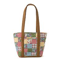 Donna Sharp Leah Patchwork Tote